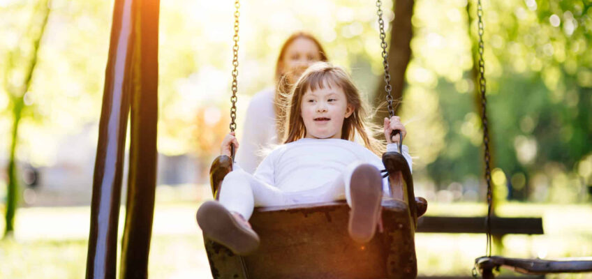 How can I preserve my child's SSI benefits when she receives an inheritance?