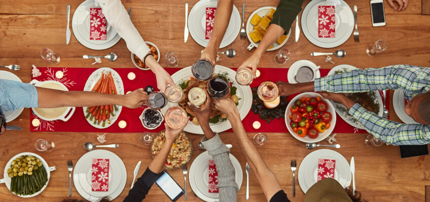 This year, instead of discussing politics at the holiday dinner table, have an awkward but productive conversation about estate planning!